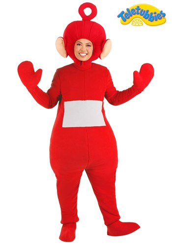 Po Teletubbies Costume for Adults