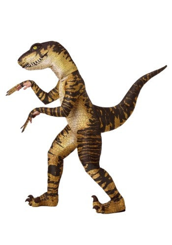 ADULT UNISEX RAPTOR COSTUME
