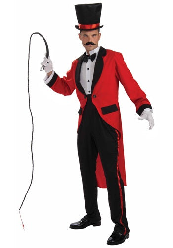 ADULT RING MASTER COSTUME