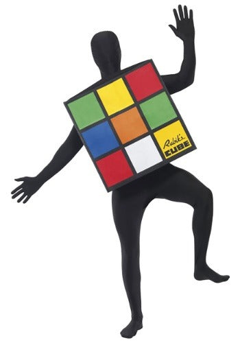 RUBIK'S CUBE COSTUME FOR ADULTS