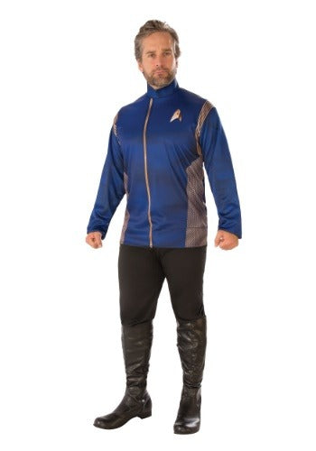 STAR TREK DISCOVERY COMMAND UNIFORM ADULT COSTUME