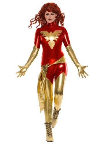 RED PHOENIX WOMEN'S COSTUME