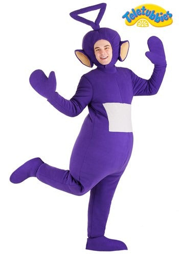 Tinky Winky Teletubbies Adult Costume