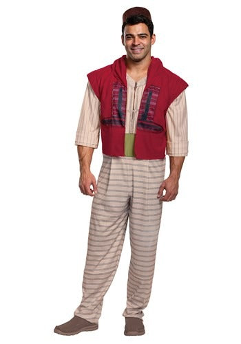 ALADDIN LIVE ACTION MEN'S ALADDIN COSTUME