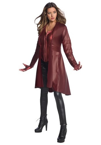 Avengers Endgame Secret Wishes Scarlet Witch Women's Costume