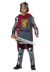 KING ARTHUR BOYS COSTUME
