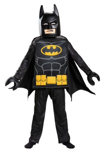 LEGO BATMAN MOVIE BOYS BATMAN COSTUME