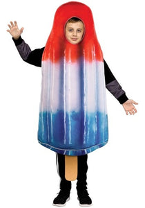 BOY'S MISSILE POPSICLE COSTUME