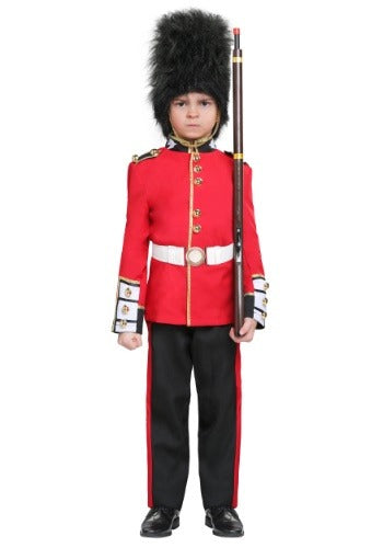 KIDS ROYAL GUARD COSTUME