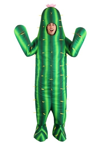 ADULT CACTUS HALLOWEEN COSTUME