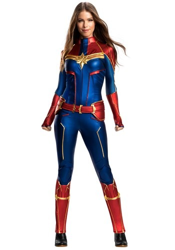 CAPTAIN MARVEL GRAND HERITAGE WOMEN'S COSTUME