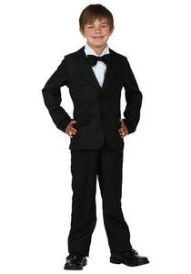 COSTUME KIDS BLACK SUIT