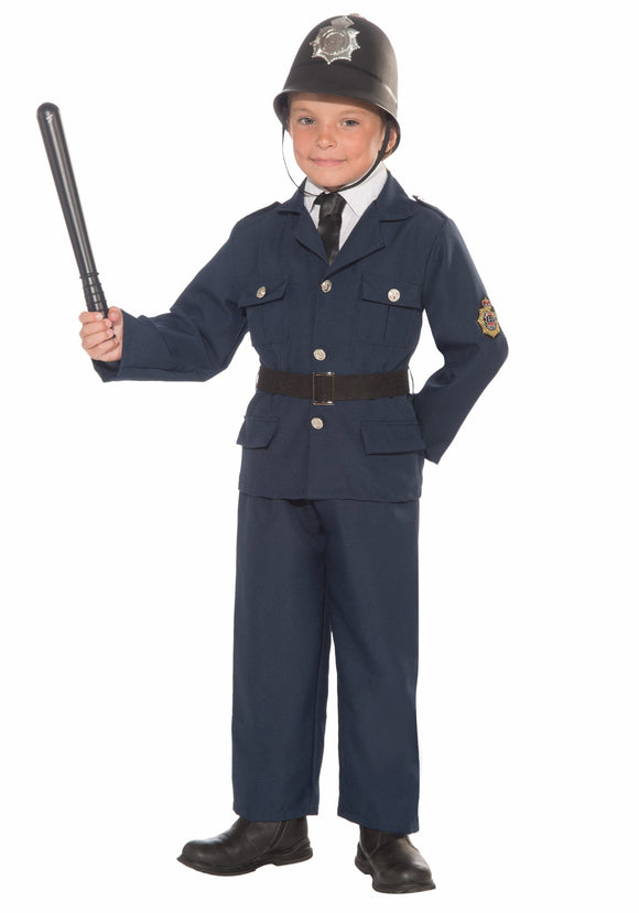 CHILD KEYSTONE COP COSTUME - POLICE