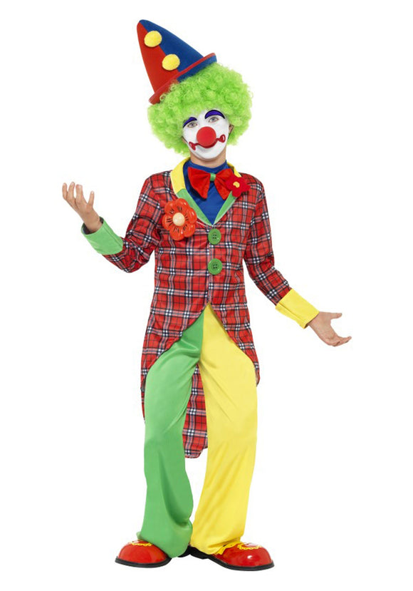 CLOWN COSTUME FOR KIDS