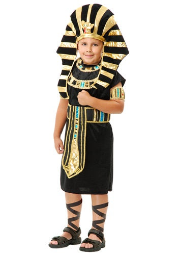 KING TUT BOYS COSTUME