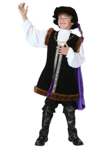NOBLE MAN BOYS COSTUME