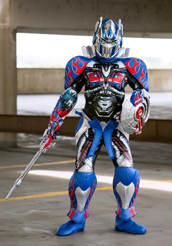 Optimus Prime Child Prestige Costume