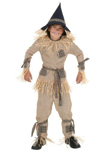 CHILD SILLY SCARECROW COSTUME