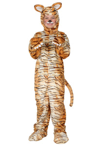 CHILD TIGER COSTUME