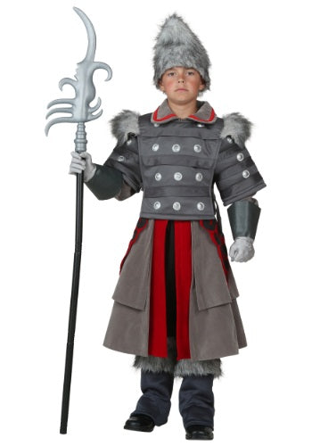 KIDS WITCH GUARD COSTUME
