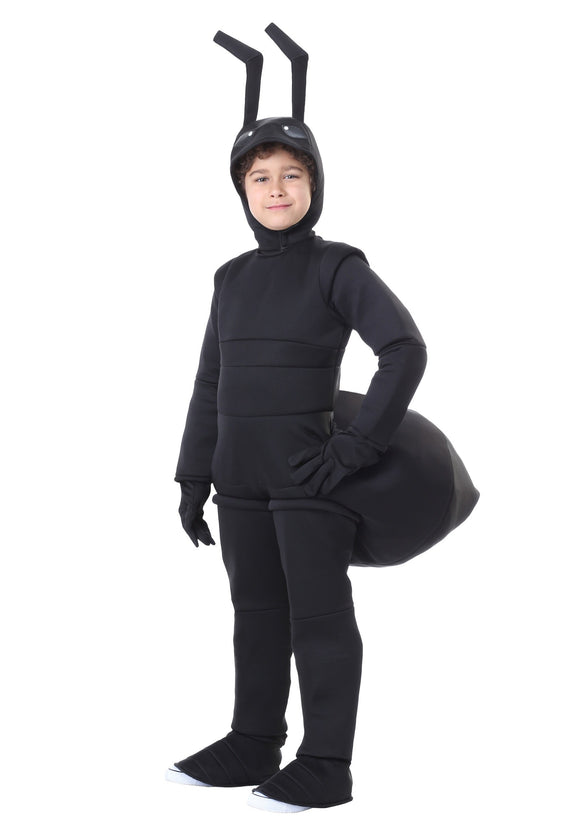 CHILDS ANT COSTUME