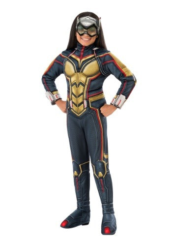Marvel Ant-Man and the Wasp Girls Wasp Costume