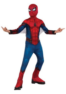 CLASSIC SPIDER-MAN COSTUME FOR BOYS