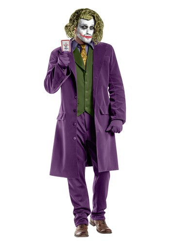 Dark Knight The Joker Costume