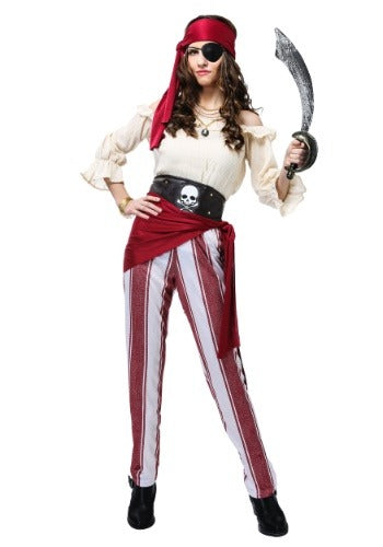 DECKHAND DARLING WOMEN'S COSTUME