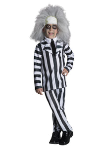 DELUXE CHILD BEETLEJUICE COSTUME