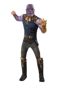 DELUXE MARVEL INFINITY WAR ADULT THANOS COSTUME