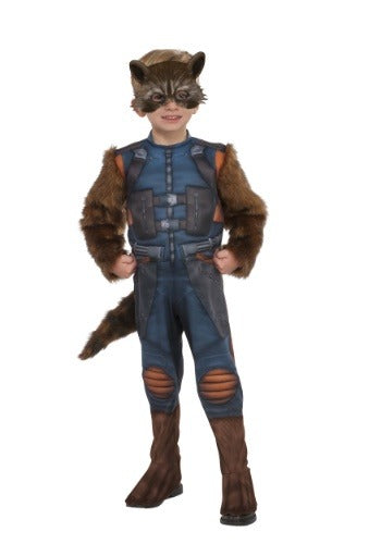 ROCKET RACCOON DELUXE TODDLER COSTUME