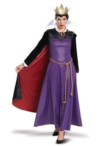 DELUXE EVIL QUEEN WOMEN'S COSTUME