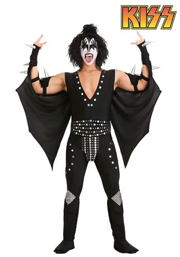 KISS DEMON COSTUME