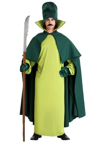 ADULT GREEN GUARD COSTUME