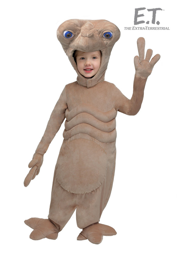 E.T. TODDLER COSTUME
