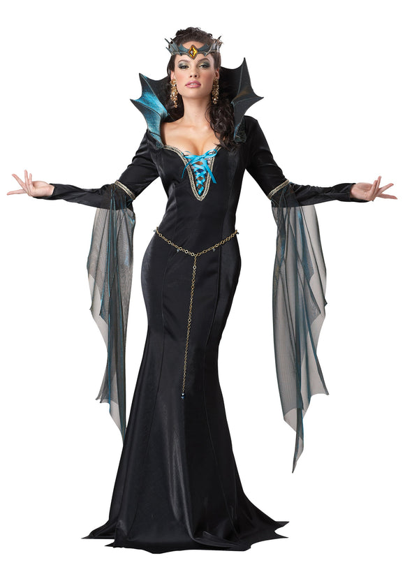 EVIL SORCERESS SEDUCTIVE WOMEN'S COSTUME