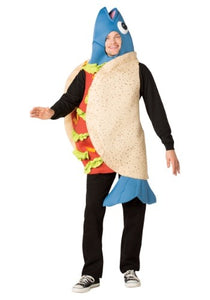 ADULT FISH TACO COSTUME