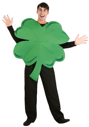 FOUR LEAF CLOVER COSTUME