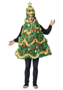 GET REAL CHRISTMAS TREE ADULT COSTUM