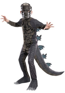 GODZILLA KING OF THE MONSTERS KIDS CLASSIC GODZILLA COSTUME