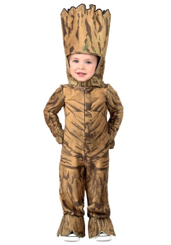 GUARDIANS OF THE GALAXY GROOT TODDLER COSTUME
