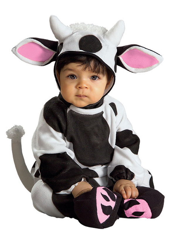 INFANT COW COSTUME