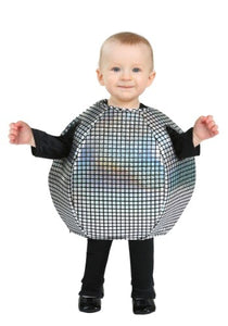 DISCO BALL INFANT COSTUME