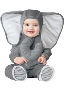 ELEPHANT COSTUME FOR INFANTS