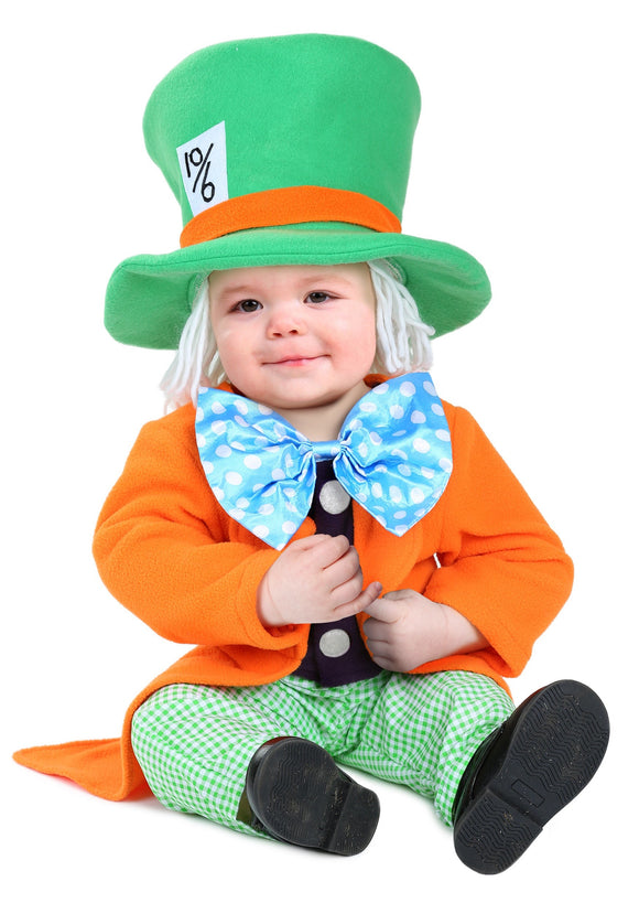LIL' HATTER INFANT COSTUME