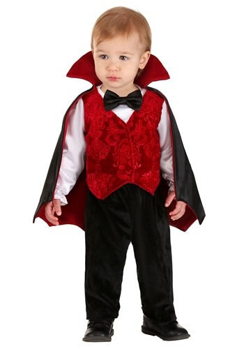 Infant's Little Vlad Vampire Costume