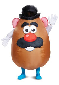 Mr. Potato Head Adult Costume Inflatable
