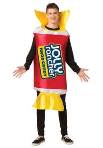 JOLLY RANCHER ADULT CHERRY JOLLY RANCHER COSTUME