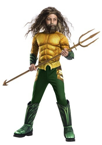 Aquaman Child Costume